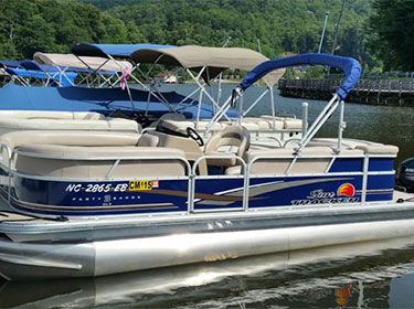 Lake-Lure-Activites-Tracker-Boat