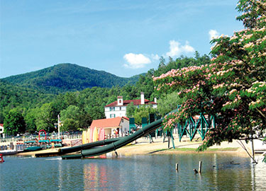 Lake-Lure-Activites-Water-Slide
